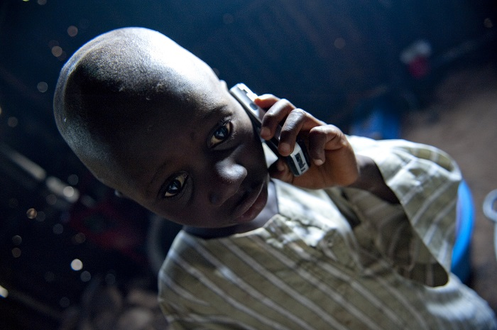 الهاتف المحمول في إفريقيا