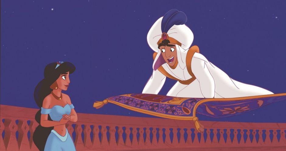 عنصرية علاء الدين المشكلة أكبر من ممثل بني البشرة منشور
