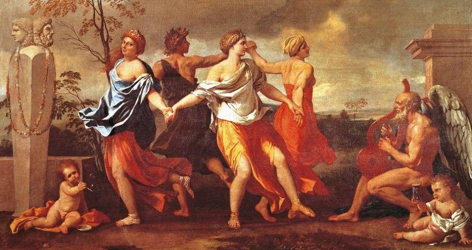 من أوراق البردي ونقوش الأحجار: ألحان الإغريق وموسيقاهم